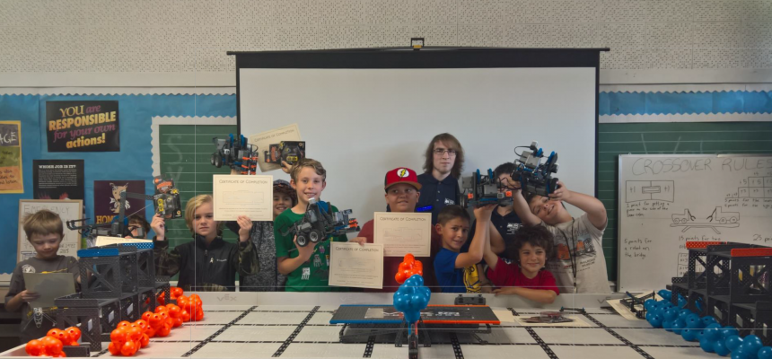Vex IQ Camp