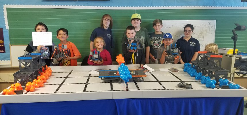 VEX IQ Camp 2