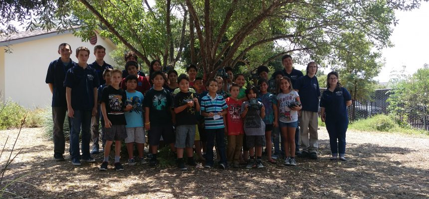 Chumash Learning Center VEX IQ Camp